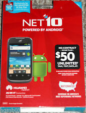 NET 10 HUAWEI ASCEND II SMARTPHONE - NEW