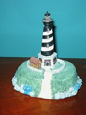 Cape Hatteras Lighthouse Large Trinket Box by American Hertiage