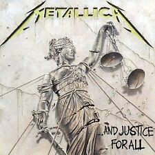METALLICA CD - ...AND JUSTICE FOR ALL (2013) - NEW UNOPENED - BLACKENED RECORDS