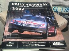 2002 WORLD RALLY CHAMPIONSHIP Year Book
