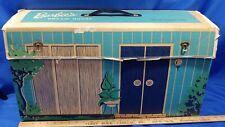 Rare 1962 Original Vtg Barbie Dream House Teenage Fashion Model Toy Extras
