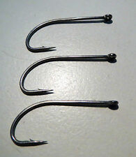 50 stainless steel 34007 #4 Saltwater Fly Tying Hooks size 4 Sharp 50 pack