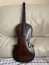 "old violin - 4/4 ""Remenyi Fecit Paris 1840"""