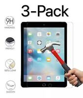 3 Pack TEMPERED GLASS Screen Protector for Apple iPad Mini 1/2/3 1st 2nd 3rd 7.9