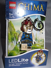 LEGO Chima Laval * LED Mini Lampe de poche * porte-clés * NOUVEAU OVP