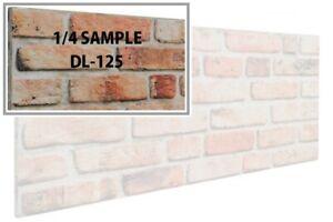 3D Wall Panel - Brick Effect 3D Luxury Wall  Decor Polystyrene - DL-125