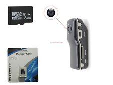 8GB Mini DVR Camcorder Sport Video Recorder Digital Camera Spy Hidden Web Cam