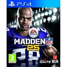 Madden NFL 25 Game Sony PlayStation 4 PS4 Brand New