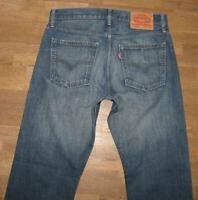 "coole LEVI`S 514 JEANS / LEVIS Blue- Jeans in blau in W31"" /L32"""