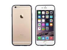 Housses et coques anti-chocs noir transparent iPhone 6 pour téléphone mobile et assistant personnel (PDA)
