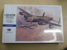 HASEGAWA 1/72 Lancaster B Mk.I/Mk.III RAF Bomber Model Kit BRAND NEW #00553 E23