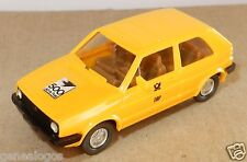 MICRO WIKING HO 1/87 VW VOLKSWAGEN GOLF POSTE PTT DBP 500 JAHRE POST