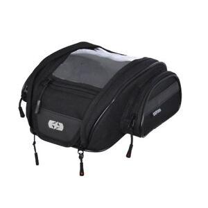 Oxford OL440 Motorcycle Motorbike Magnetic Tank Bag Luggage 7L- Black