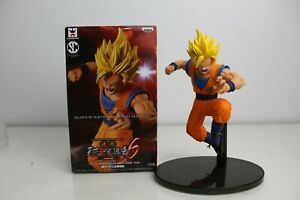 Dragonball Z Goku Super Saiyan 2 Scultures Big 6 Colosseum Vol. 4 Figure