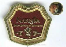 ASLAN -The CHRONICLES NARNIA The LION WITCH & WARDROBE SPINNER DISNEY PIN 2005