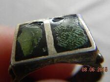 Ring, Pre-Depression, size 4, Navajo