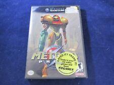 Nintendo GameCube Metroid Prime 100% scratch Free