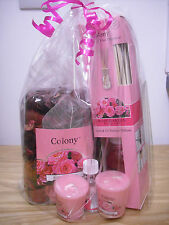 Colony Rose Candles & Tea Lights
