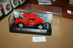 Vehicle Truck Firefighter 1/43 Solido 4810 Ford V8 Tow Truck New / P10
