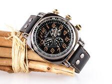 Big Watch 42010412 black Herrenuhr Excellanc