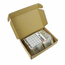 100value 2000pcs 1/4W Carbon Film Resistor Assortment Box Kit KIT0157