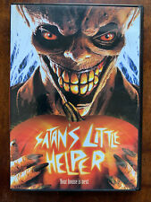 Satan's Little Helper DVD 2004 Horror Movie w/ Katherine Winnick