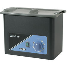 L & R Quantrex Q140H Ultrasonic Cleaner Tank W/heater for project set of 1