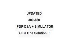 TROUBLESHOOTING CISCO DATA CENTER INFRASTRUCTURE 300-180 Exam QA PDF&Simulator