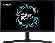 "Samsung 27"" Full HD Curved Monitor FreeSync 144 Hz 1920x1080 1ms BLACK"