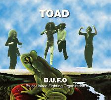 "Toad:  ""B.U.F.O.""  (Digipak CD Reissue)"