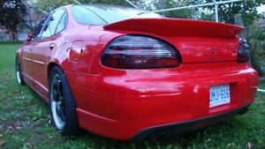 "Fits 1997-03 PAINTED Pontiac Grand Prix ""SLP Style"" Custom Flush Spoiler (Large)"