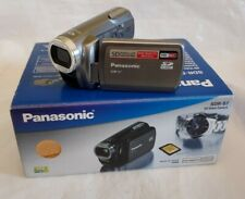 Panasonic SDR-S7 Compact Camcorder Digital Pocket Video Camera With Accessories