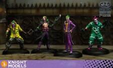 Knight Models DC Joker & Clowns set Resin