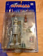 New Listingfuturama Bender Action Figure No Reserve