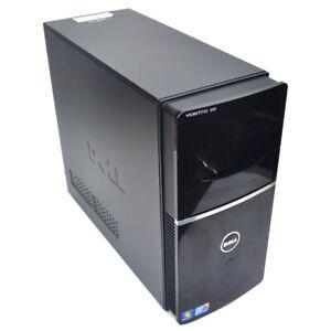 Dell Vostro 220 Desktop Computer Intel Core 2 Duo E7500 2.93GHz 2GB G310 No HDD
