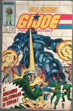 GLI EROICI G.I.JOE 3 PLAY PRESS 1989 RARO