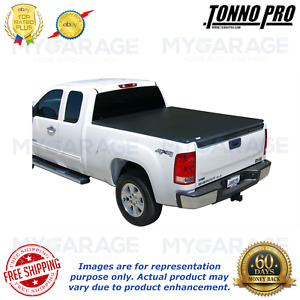 Tonno Pro For 07-2013 Silverado/Sierra 1500/2500HD 8'Bed Tonneau Cover - 42-107