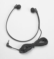 """Spectra PC Transcription Headset with 3.5mm 1/8"""" connector stereo headset"""