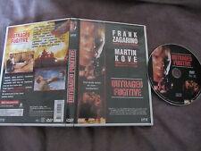 Outraged fugitive de Robert Anthony avec Frank Zagarino, DVD, Action