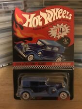 Hot Wheels RLC 2004 sELECTIONS SERIES CLASSIC PACKARD BLUE 460/6590