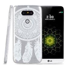 Cover e custodie per cellulari e palmari per LG silicone / gel / gomma transparente