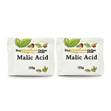 Malic Acid 250g | Buy Whole Foods Online | Free UK Mainland P&P