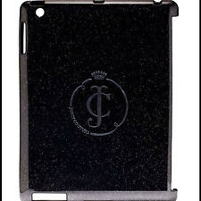JUICY COUTURE BLACK GLITTER GELLI iPAD 3 FITTED CASE BNIB