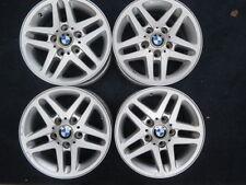 4 Alufelgen 6,5 x 15 ET 42 Styling für BMW 3er E46 alle Modelle ET-Nr. 1095368