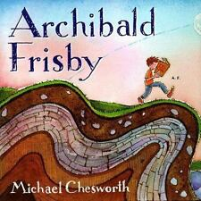 Archibald Frisby-ExLibrary
