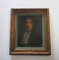 SIR GODFREY KNELLER PAINTING BARON DARCY OLD MASTER 18TH CENTURY ANTIQUE LISTED