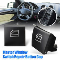 DRIVER Window Switch Repair Button Cap For Mercedes ML GL R Class W164    HL