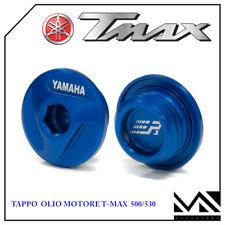 TAPPO RACING OLIO MOTORE BLU PERFORMANCE1 TM003 YAMAHA T-MAX TMAX 530  2017 2018