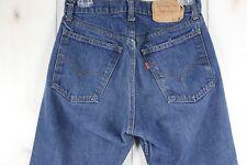 Vintage Levis Orange Tab 505 Jeans 32x34 Actual 29w 33l Straight Leg 20505-0217