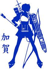 Kantai Collection Kancolle Kaga decal sticker